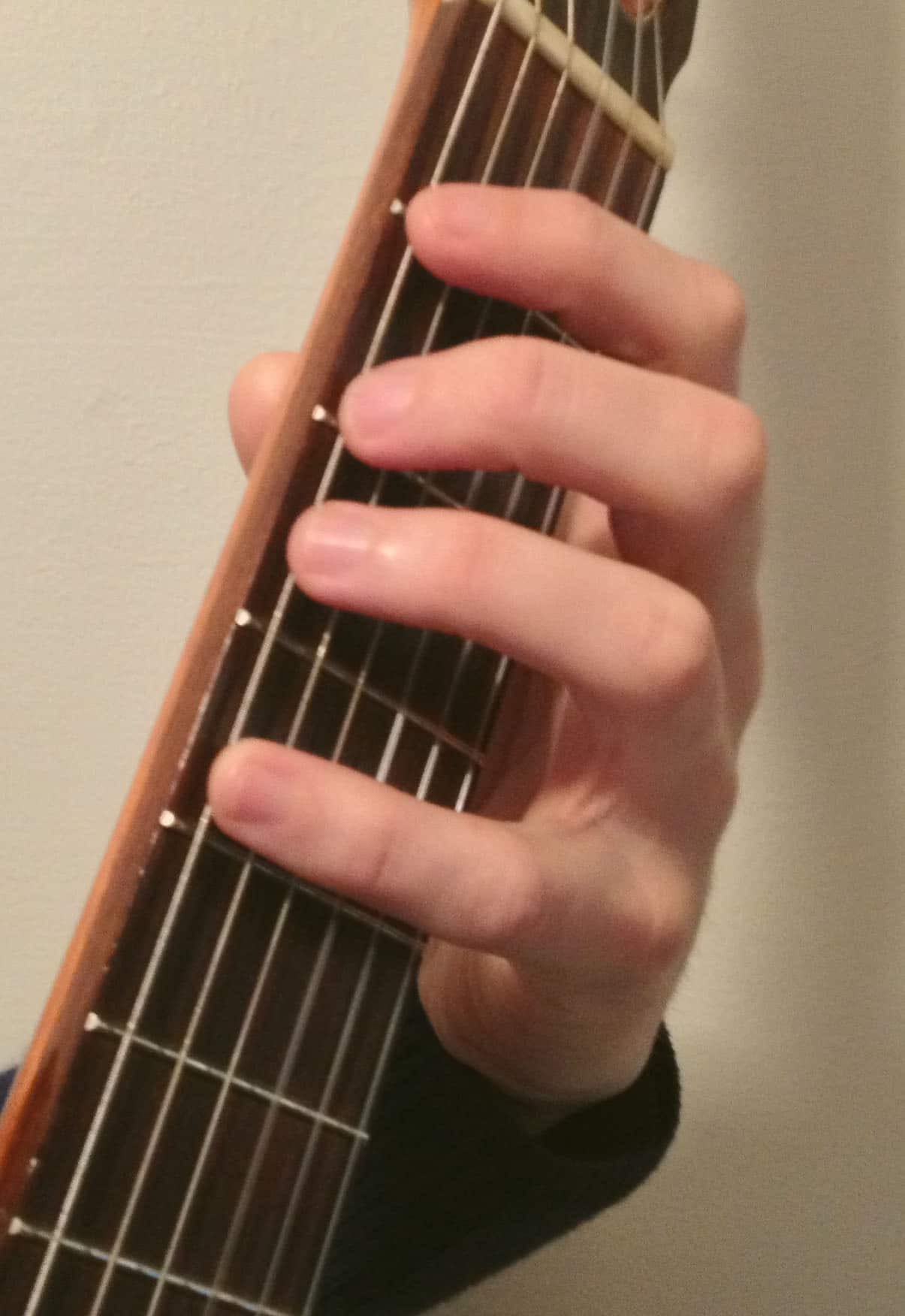 Quickstart Guide To Practicing Scales On Classical Guitar