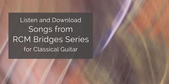 rcm bridges level one preparatory listen download