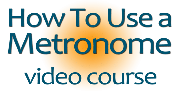 how to use a metronome