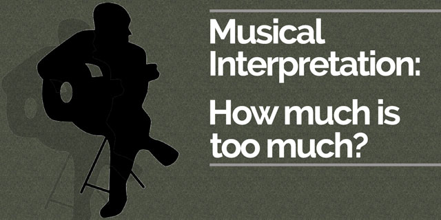 musical interpretation classical guitar