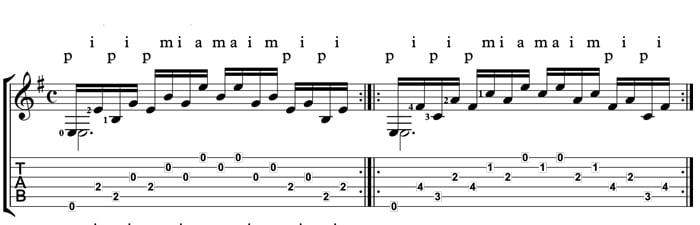 villa-lobos-etude-1 classical-guitar